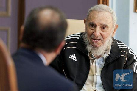 Fidel Castro - nha lanh dao bi muu sat nhieu nhat the gioi - Anh 1