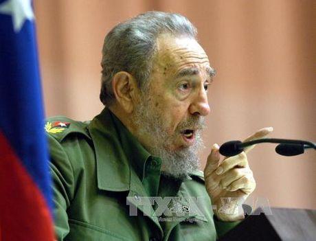 Ky niem ve nguoi viet nen huyen thoai Cuba- lanh tu Fidel Castro - Anh 1
