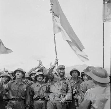 Lanh tu Cuba Fidel Castro: Nguoi ban lon cua Viet Nam - Anh 3