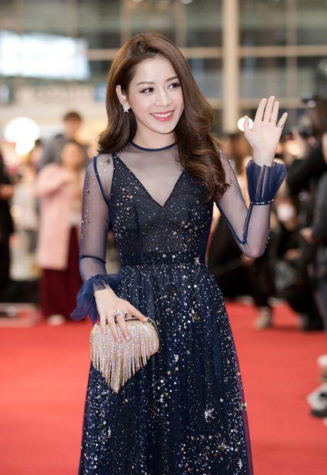 Bo vay dinh 4.000 vien pha le giup Chi Pu dep khong kem sao Han - Anh 5