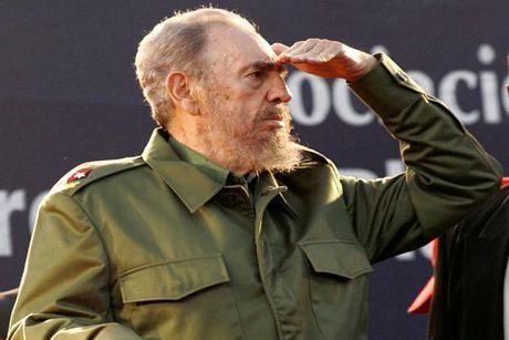 Cuu Chu tich Cuba Fidel Castro se duoc hoa tang - Anh 1