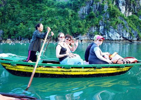 Viet Nam co the don toi 8,7 trieu luot khach quoc te nam 2016 - Anh 1