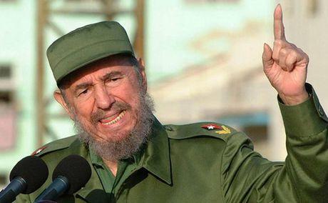 Bieu tuong cach mang Cuba, cuu chu tich Fidel Castro qua doi - Anh 1