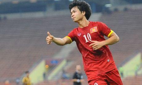 Cong Phuong lan dau da chinh tai AFF Cup - Anh 1