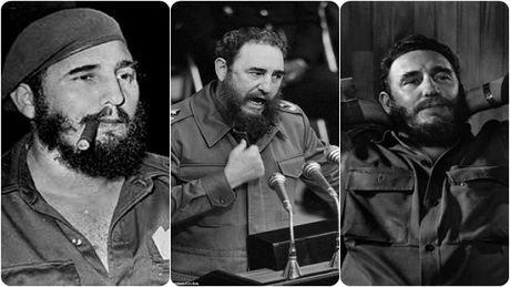 Hon 600 lan am sat Fidel Castrol, CIA van that bai e che - Anh 1