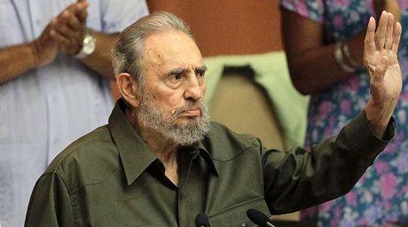 Nhung cau noi 'rung chuyen' the gioi cua co Chu tich Fidel Castro - Anh 1