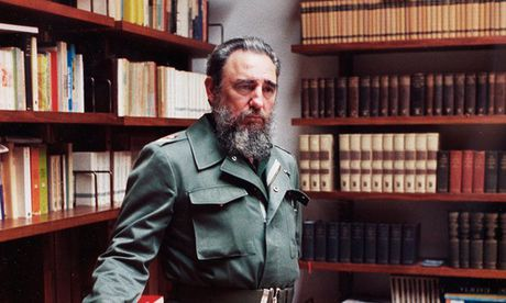 Cac nha lanh dao the gioi bay to long tiec thuong ong Fidel Castro - Anh 1