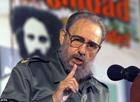 Chu tich Fidel Castro: 'Soi day' that chat tinh huu nghi Viet Nam – Cuba - Anh 1