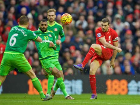 Liverpool - Sunderland: Anfield mo tiec - Anh 1