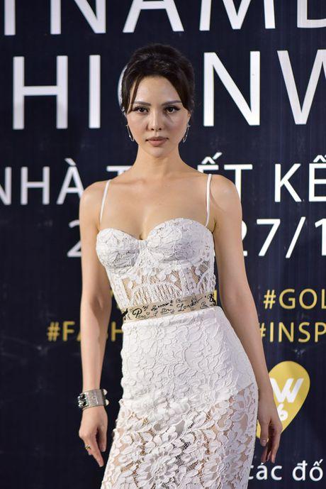 Dan sao Viet hoi ngo tai dem mo man Designer Fashion Week 2016 - Anh 10