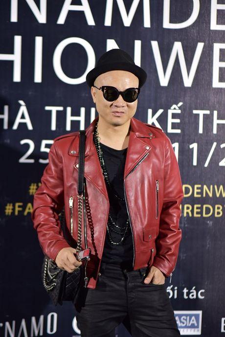 Dan sao Viet hoi ngo tai dem mo man Designer Fashion Week 2016 - Anh 11