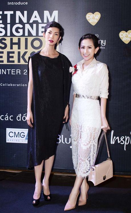 Dan sao Viet hoi ngo tai dem mo man Designer Fashion Week 2016 - Anh 2