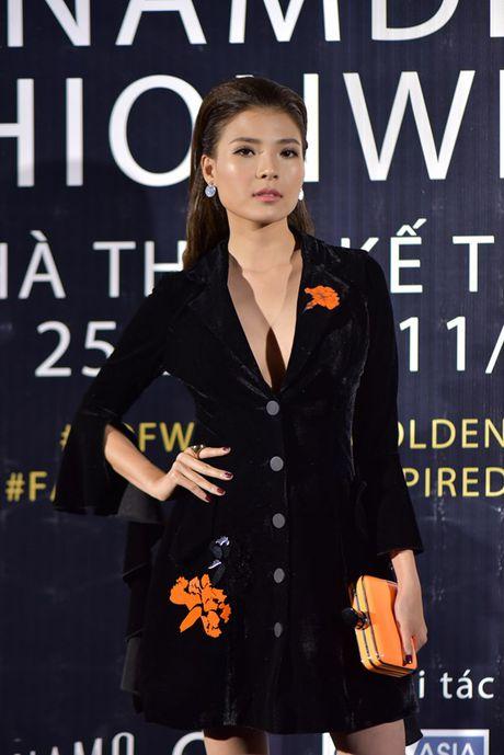 Dan sao Viet hoi ngo tai dem mo man Designer Fashion Week 2016 - Anh 3