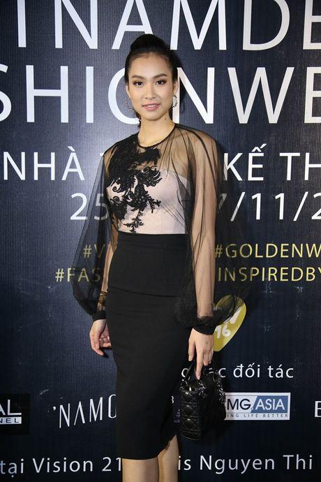 Dan sao Viet hoi ngo tai dem mo man Designer Fashion Week 2016 - Anh 6