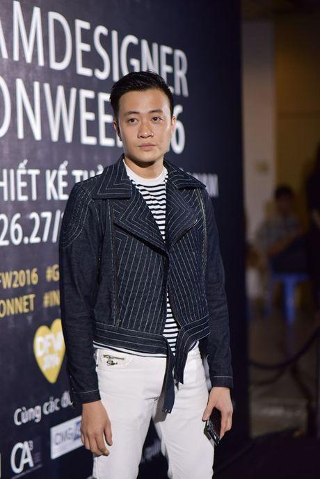 Dan sao Viet hoi ngo tai dem mo man Designer Fashion Week 2016 - Anh 8