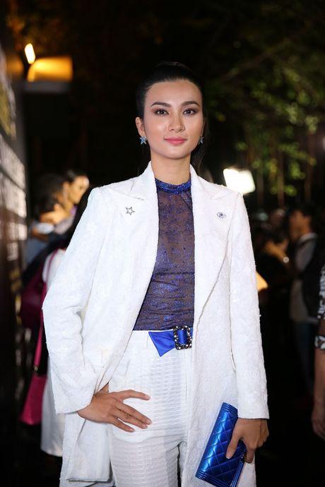 Dan sao Viet hoi ngo tai dem mo man Designer Fashion Week 2016 - Anh 9