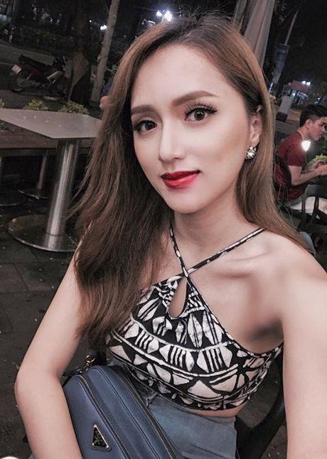 Huong Giang Idol - my nhan chuyen gioi hoa giau khi vao showbiz - Anh 8