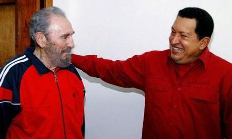Nhung cuoc gap cuoi cung cua ong Fidel voi chinh khach - Anh 7