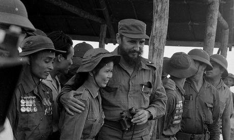 Fidel Castro va hon 600 lan bi am sat - Anh 3