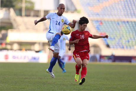 AFF Cup 2016: HLV Huu Thang bo ngo co hoi ra san cua Cong Phuong trong chieu nay - Anh 3