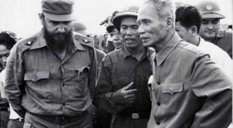 Lanh tu cach mang Cuba Fidel Castro se duoc hoa tang - Anh 1