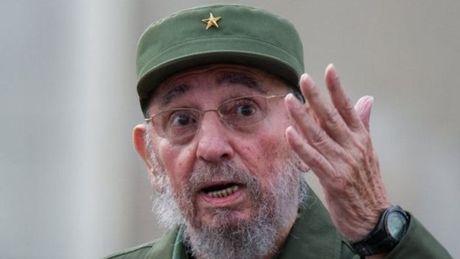 Ong Fidel Castro qua doi - Anh 1