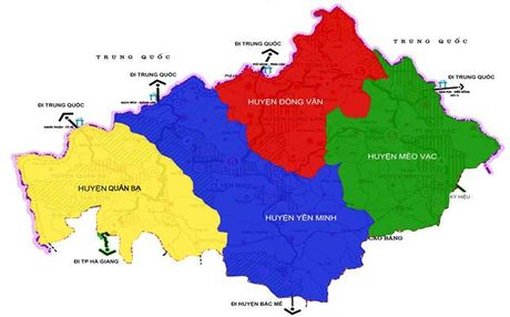 Nghien cuu quy hoach xay dung Cao nguyen da Dong Van den nam 2030 - Anh 2