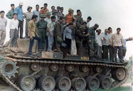 Chuyen tham lich su cua Chu tich Fidel den Quang Tri nam 1973 - Anh 1
