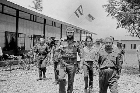 Chuyen tham lich su cua Chu tich Fidel den Quang Tri nam 1973 - Anh 3