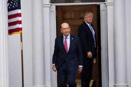 Ong Trump du dinh bo nhiem mot loat ty phu trong noi cac - Anh 2