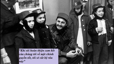 Nhung cau noi lay dong long nguoi cua lanh tu Fidel Castro - Anh 4