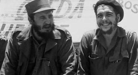 Nha lanh dao cach mang Cuba Fidel Castro qua doi - Anh 1