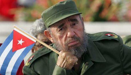 Lanh tu cach mang Cuba Fidel Castro qua doi: Thi hai se duoc hoa tang - Anh 1
