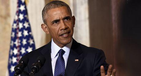 Ong Obama: Chien thang cua ong Trump phan anh y chi cua nguoi My - Anh 1