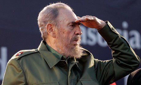 Lanh tu Cuba Fidel Castro qua doi o tuoi 90 - Anh 1