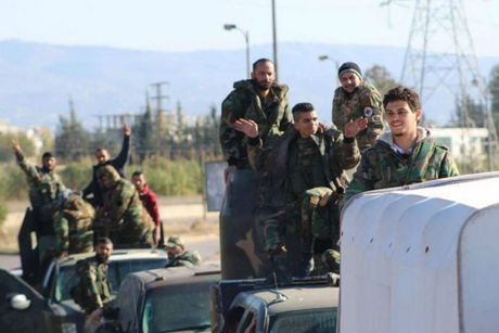 Chien su Aleppo: Quan doi Syria don binh luc nham ket lieu phien quan - Anh 1