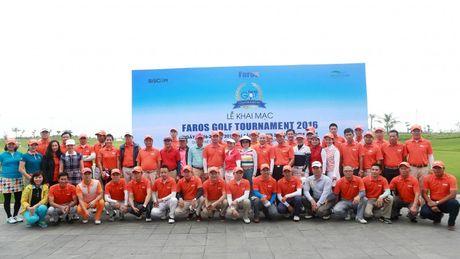 Giai Faros Golf Tournament 2016 chinh thuc khoi tranh - Anh 2