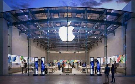 "Apple duoc ""bat den xanh"" de ban dien mat troi - Anh 1"
