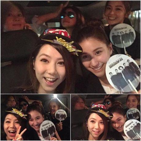 Mac dan mang 'xau xi' dem pha, Big Bang luon la than tuong cua moi idol - Anh 11