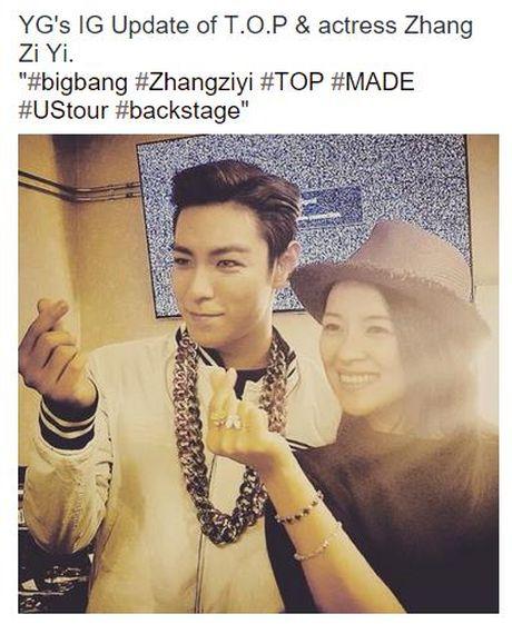 Mac dan mang 'xau xi' dem pha, Big Bang luon la than tuong cua moi idol - Anh 12