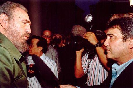 Fidel Castro: 'Khi toi thuc su qua doi, co le chang ai tin vao dieu do!' - Anh 1