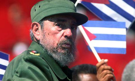 Viet Nam gui dien chia buon cuu chu tich Cuba qua doi - Anh 1