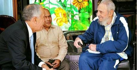 Nhung dieu it ai biet ve cuu lanh tu Cuba Fidel Castro - Anh 1
