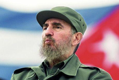 Chu tich Fidel Castro - Nguoi ban lon cua nhan dan Viet Nam - Anh 1