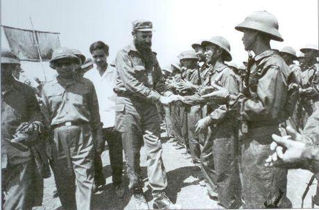 Chu tich Fidel Castro - Nguoi ban lon cua nhan dan Viet Nam - Anh 4