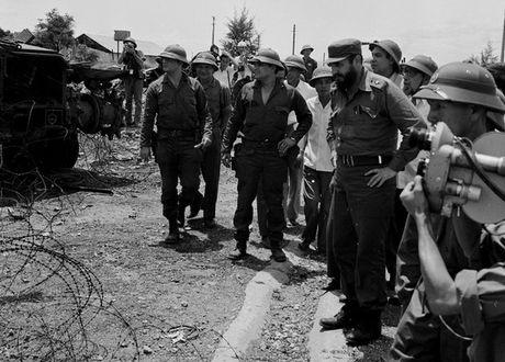 Chu tich Fidel Castro - Nguoi ban lon cua nhan dan Viet Nam - Anh 6