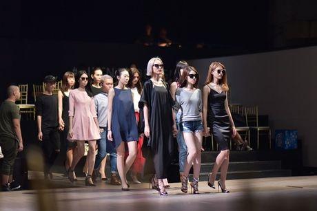 Im lang truoc moi 'lum xum', Hoang Thuy binh than tap luyen cho VDFW 2016 - Anh 5