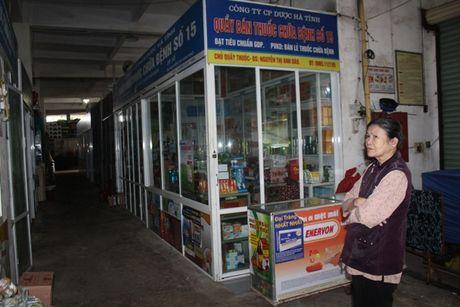 Ha Tinh: Hang tram tieu thuong ngung kinh doanh de bai thi - Anh 7
