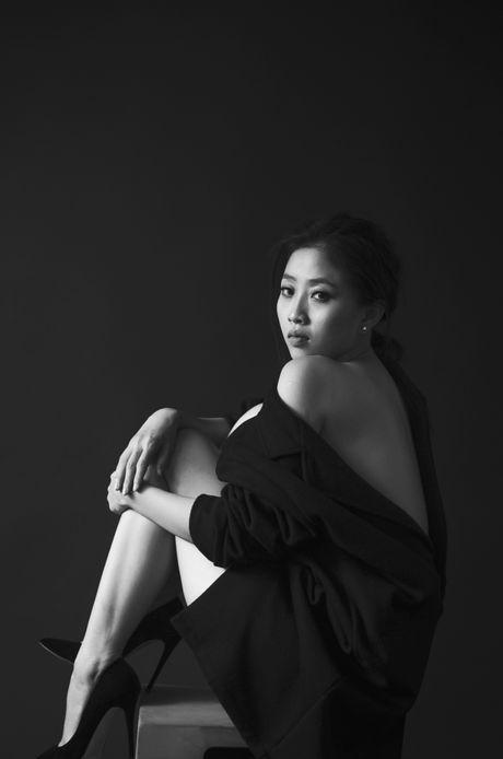 'En vang 2016' Ha Trinh: Ban trai xem ghen vi chup anh sexy - Anh 3