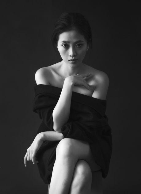 'En vang 2016' Ha Trinh: Ban trai xem ghen vi chup anh sexy - Anh 4